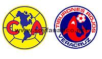 America vs Veracruz Copa Mexico 2012