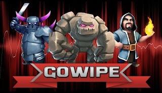 Strategi War TH 8 COC dengan Trik GoWiPe Terbaru