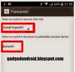 Cara mudah Root Android Lenovo A369i tanpa pc