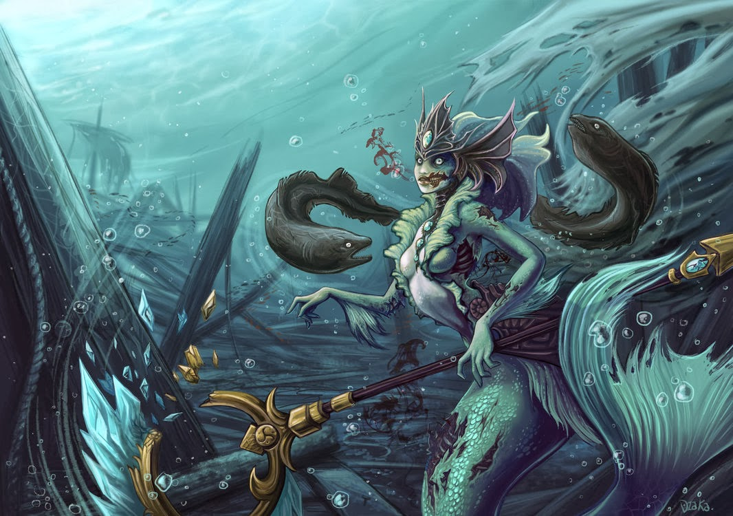 Nami League Of Legends Wallpaper Nami Desktop Wallpaper