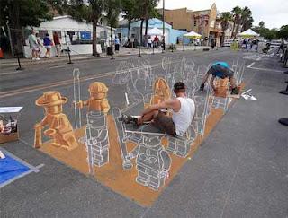 [Image: lukisan+kapur+tulis+3d+Street+Chalk+Festival+.jpg]