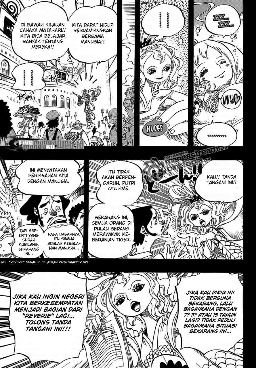 One Piece 622 page 05