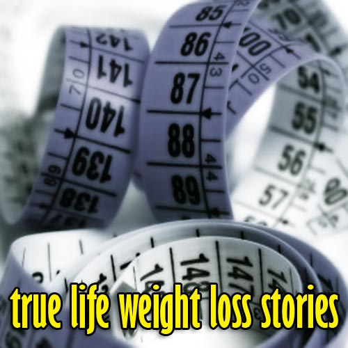 weight loss true stories