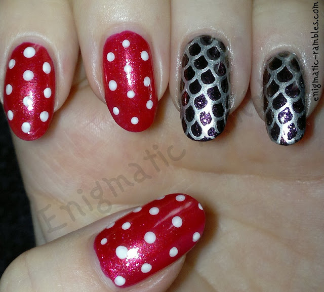 the-little-mermaid-nails-nail-art-moyou-128-leighton-denny-heat-wave