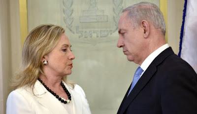 la proxima guerra netanyahu y clinton enfrentados serios enfadados declaraciones lineas rojas sobre iran israel