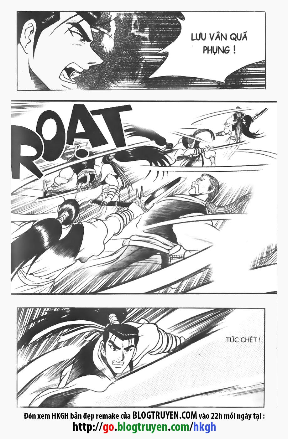 xem truyen moi - Hiệp Khách Giang Hồ Vol12 - Chap 078 - Remake