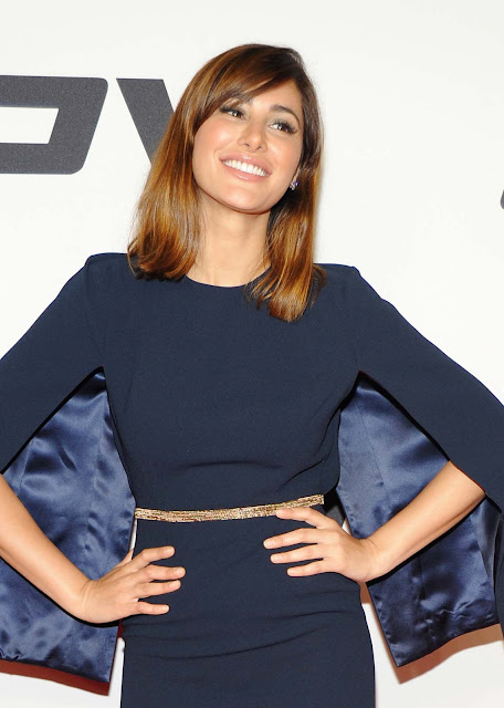 "Nargis Fakhri Looks Super Sexy On Red Carpet At Spy"" Premiere in New York"