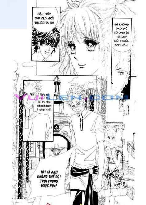 Công chúa của tôi Chapter 8 - Trang 135