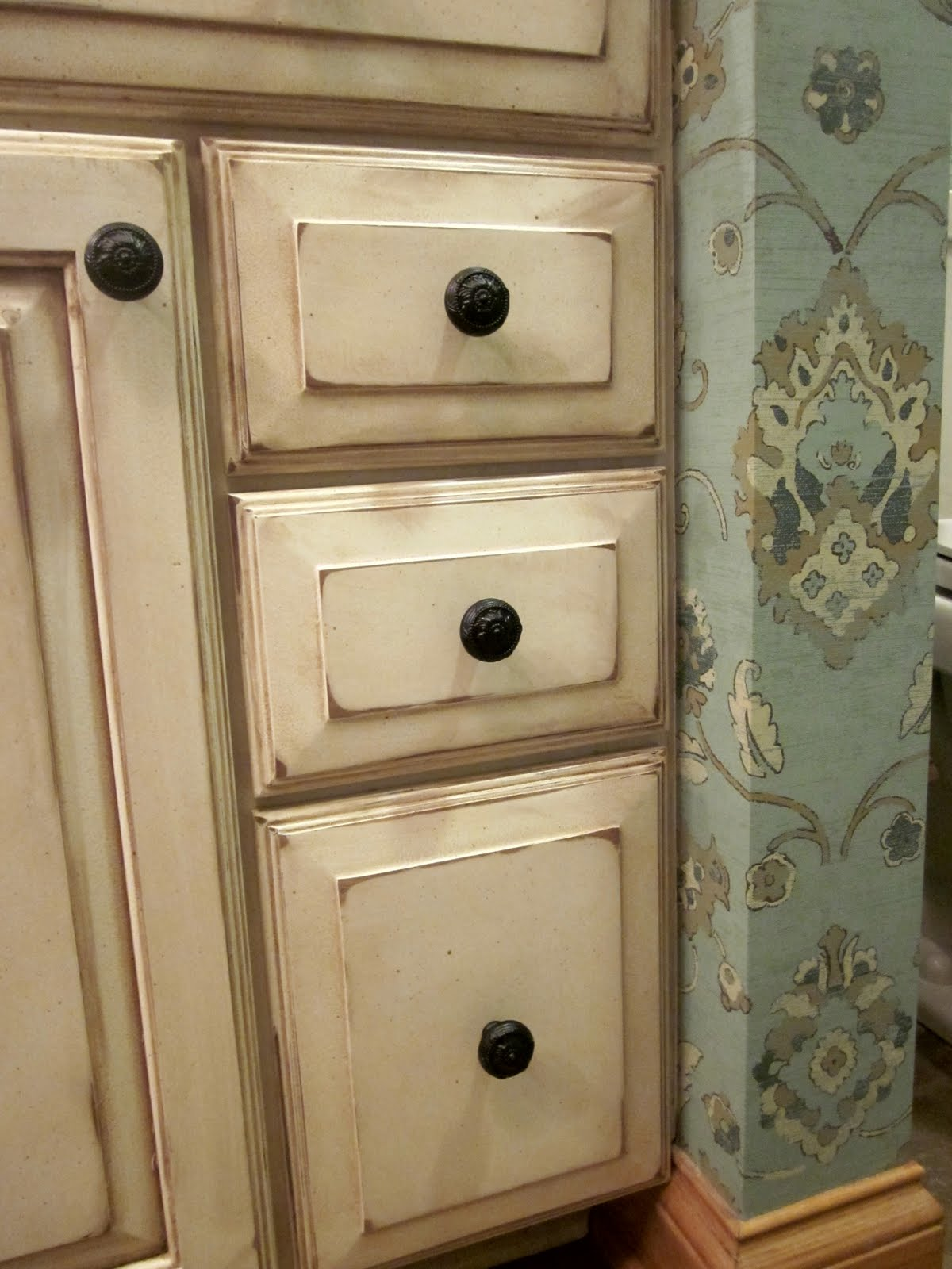 dixon specialty finishes llc louisville faux hand painted cabinets