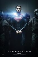 Man of steel. Superman, el hombre de acero
