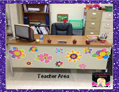 Teacher's Desk