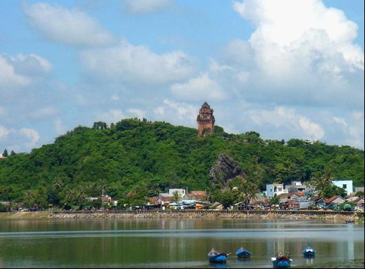 Núi Nhạn - Phú Yên