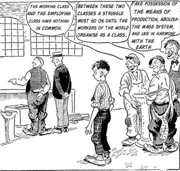 class struggle marx