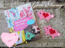 Give Away bei Fanny