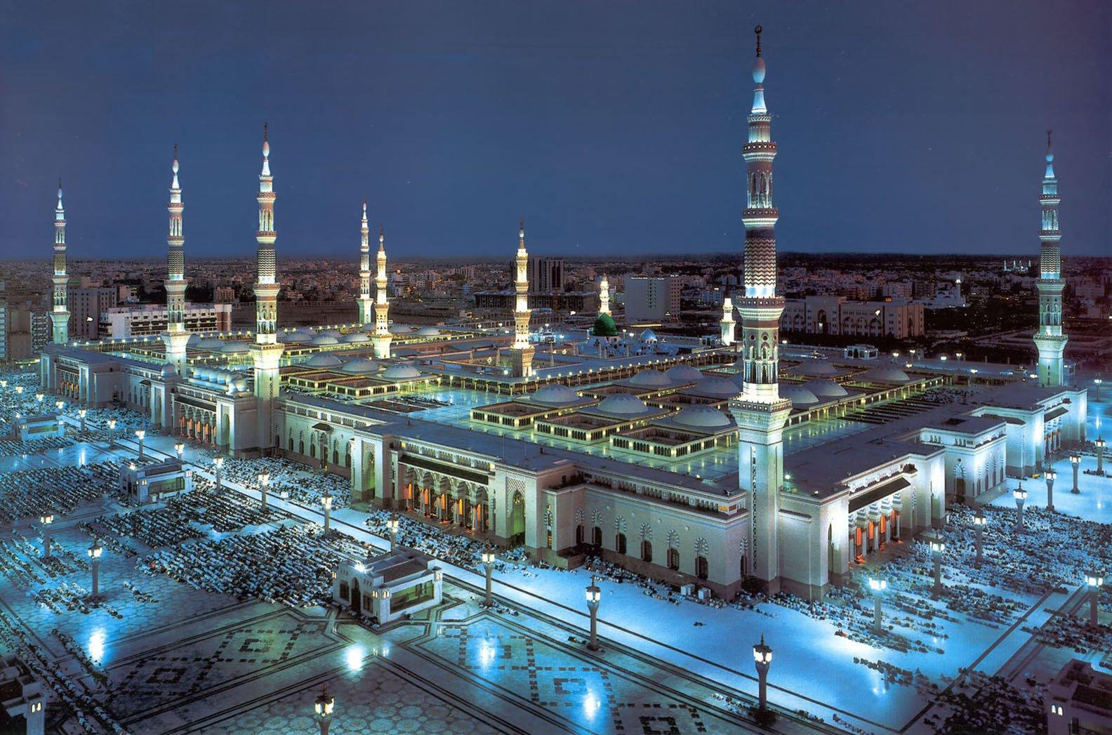 Madinah Al- Munawwarah