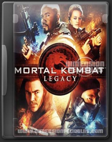 Mortal Kombat Legacy (DVDRip Inglés Subtitulado) (2011)