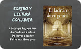 """Sorteo + lectura conjunta """"El ladrón de vírgenes"""""""