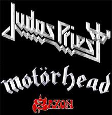 Judas Priest, Motorhead y Saxon también en Barcelona en agosto