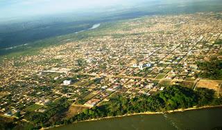 Foto da cidade de Marabá - PA