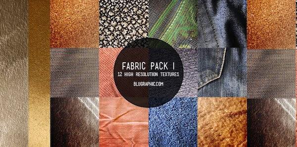 1. Fabric Textures