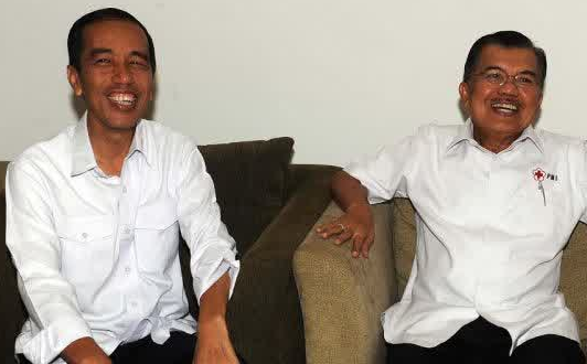 Struktur Kabinet Jokowi 2014-2019