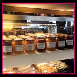 Unsere hausgemachten Marmeladen für Zuhause.