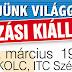 Utazási kiállítást rendeznek Miskolcon