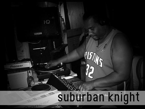 Suburban Knight - My Sol Dark Direction