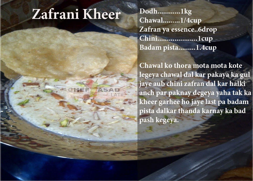 Chef asad recipes pakistani and indian recipes tips and totkay posted by asad latif at 0646 forumfinder Images