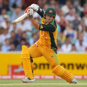 David Warner Batting