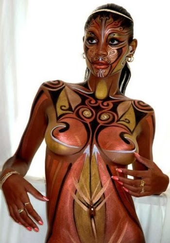 Full Body Painting