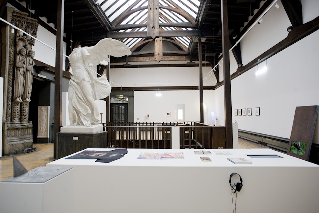 Exhibition at the Glasgow School of Art, 2013