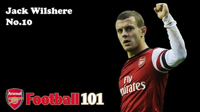 Jack Wilshere the leader