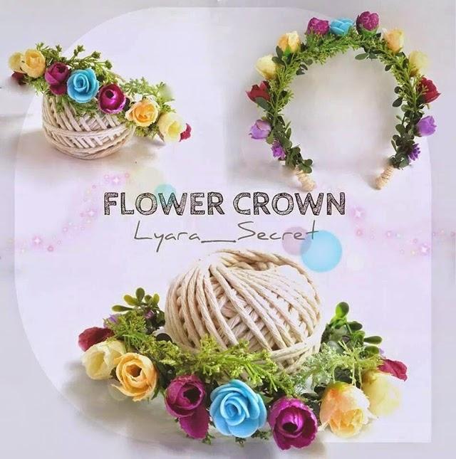FLOWER CROWN LOVER ...