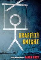https://www.goodreads.com/book/show/18101796-graffiti-knight