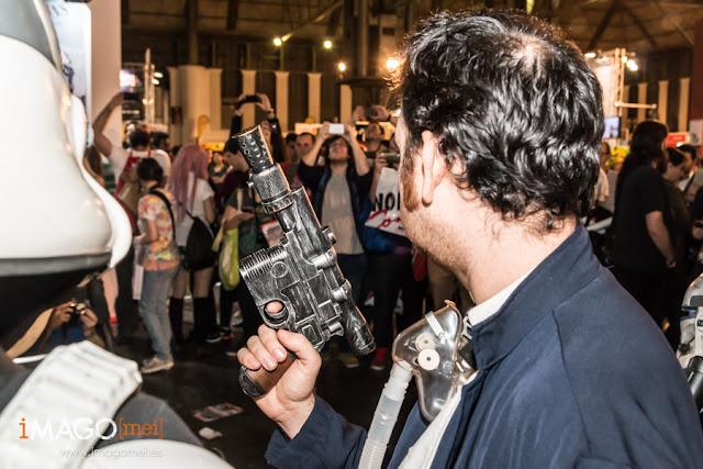 Star Wars al XXI Saló del Manga de Barcelona