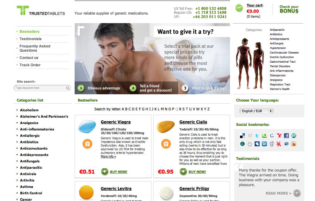 Zoloft online pharmacy