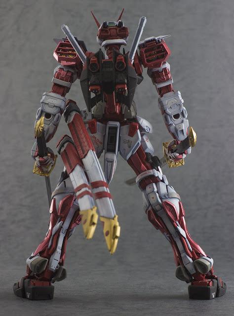 Gundam Astray Red Frame Model Kits Series