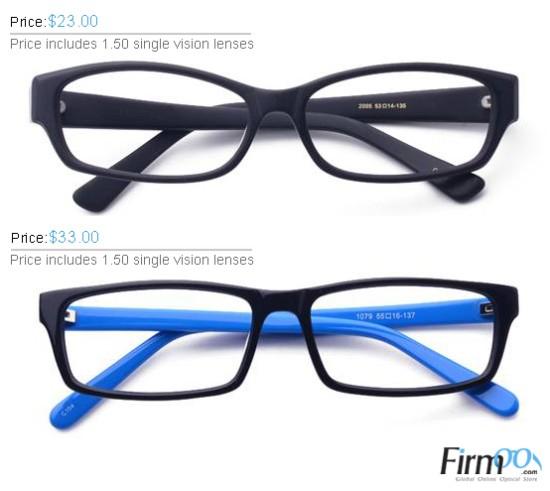 kacamata frame kotak