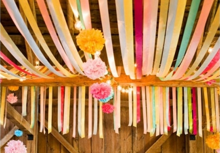 Dapper And Dreamy Fun With Crepe Paper