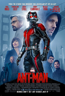 """Kochanie, zmniejszyłem superbohatera - """"Ant-Man"""""""