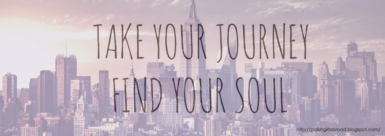 'Take your journey, find your soul'