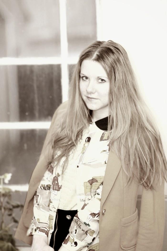 style without limits, lucie srbová, česká módní blogerka, móda v čechách