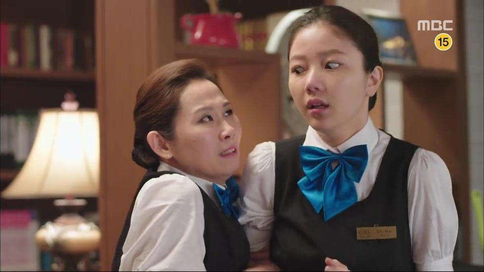 Sinopsis Hotel King episode 2 - part 1