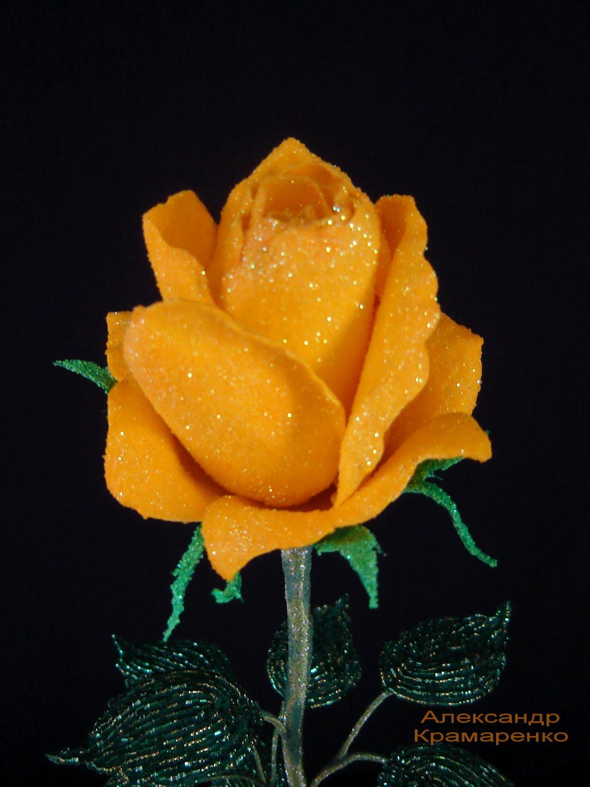 Розы александра крамаренко
