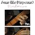 Viniloversus ~Ares (No Dispares) (letra y acordes para el cuatro)