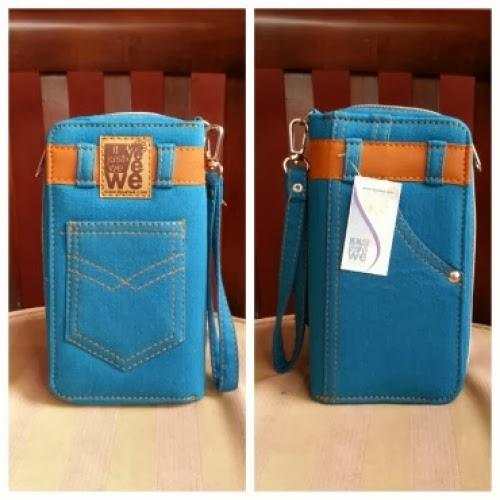 HPO JEANS JUST WE, HPO MURAH, GROSIR TAS MURAH