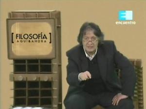 Filosofía Aquí y Ahora - José Pablo Feinmann. Ir a sus programas de televisión