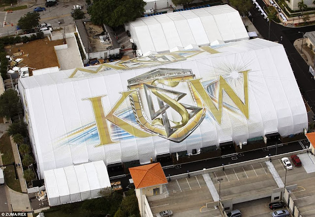 Scientology Finally Debuts Its Home for 'Super Power'
