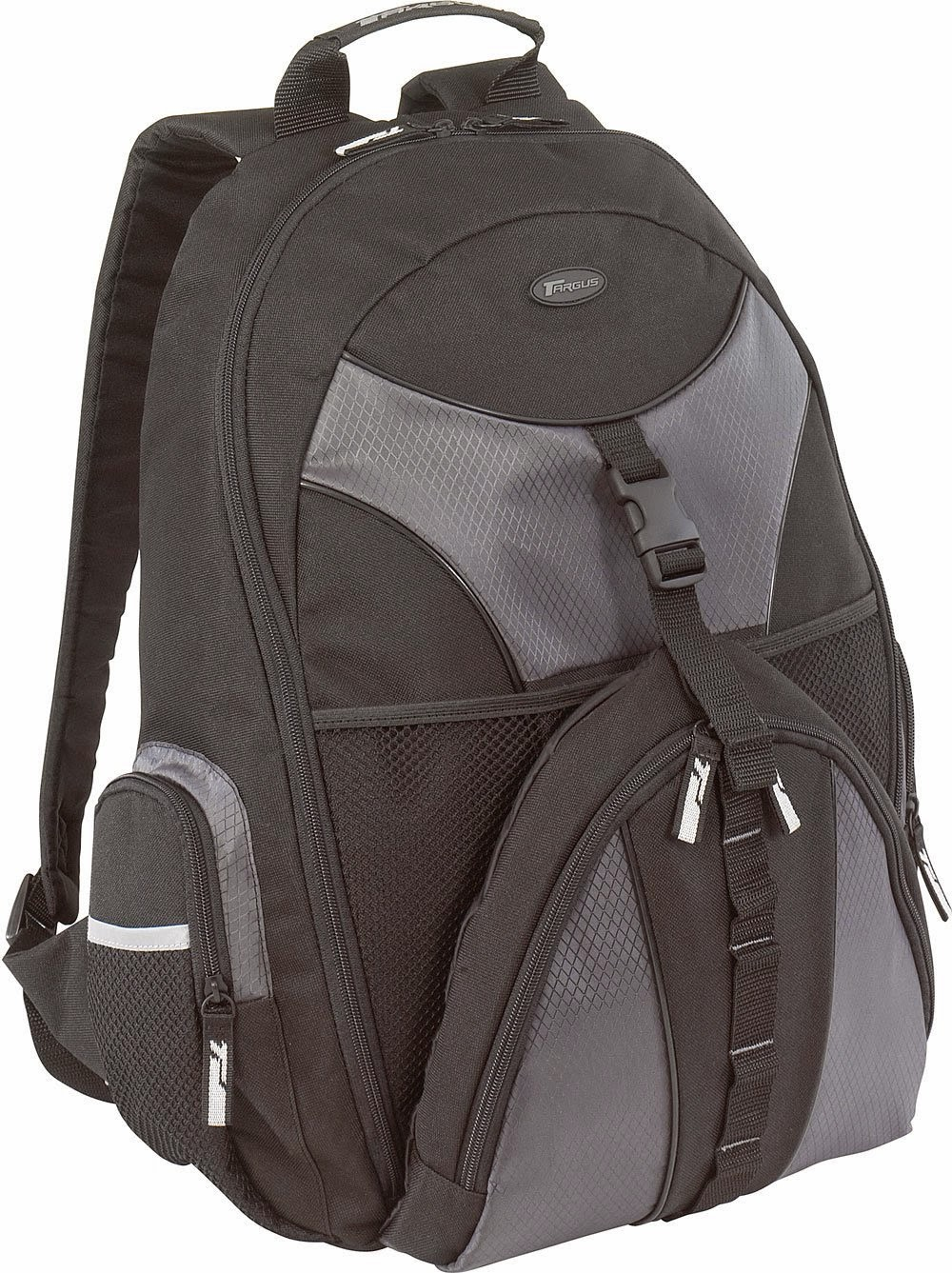Buy Targus TSB007US Sport Backpack For 15.6-inch Laptop (Black/Grey) for Rs.749 at Amazon